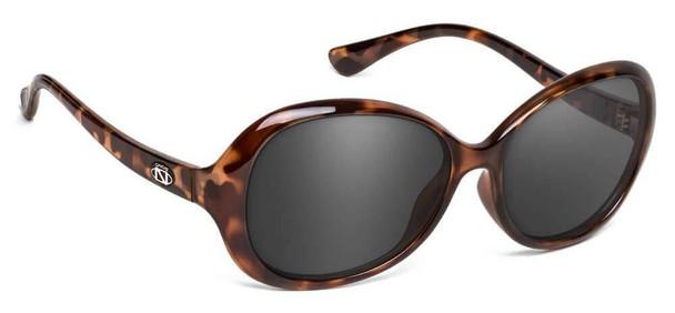 ONOS Dauphine Polarized Bifocal Sunglasses with Gray Lens