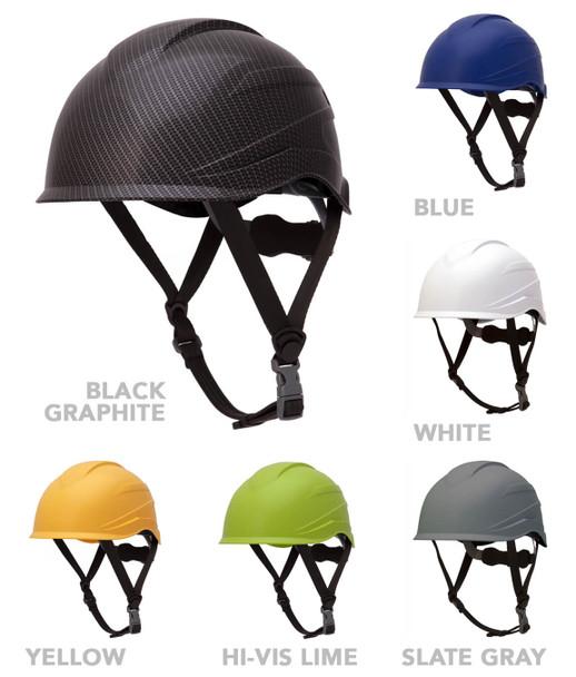Pyramex Ridgeline XR7 Cap Style Hard Hat with 6-Point Ratchet Suspension