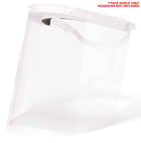 Pyramex S1000R Face Shield Replacements for S1000 - 20 Pack