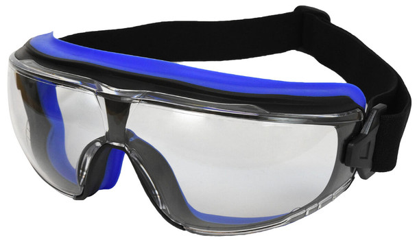 Radians LPX IQuity Goggle with Clear IQ Anti-Fog Lens