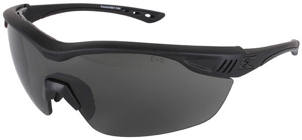 Edge Tactical Eyewear Overlord Safety Glasses 2-Lens Kit Clear & G-15 Vapor Shield Lenses