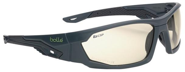 Bolle Mercuro Safety Glasses with CSP Platinum Anti-Fog Lens