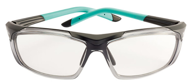 Bolle Harper Safety Glasses with Clear Blue-Blocker Lens PXFHARP208