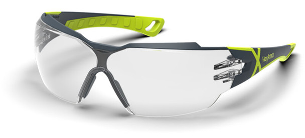 HexArmor MX300 Safety Glasses with Clear TruShield Anti-Fog Lens 11-13001-02