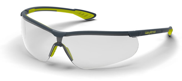 HexArmor VS250 Safety Glasses with Clear TruShield S Anti-Fog Lens 11-15001-04
