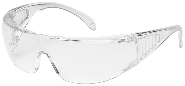 Bouton Ranger Mini OTG/Visitor Safety Glasses with Clear Frame