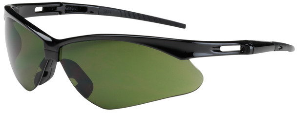 Bouton Anser Safety Glasses with Black Frame and IR 3.0 Lens 250-AN-10118