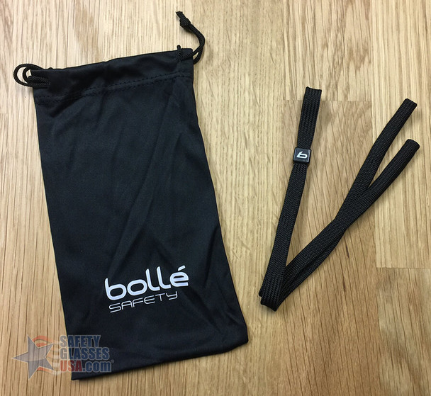 Bolle Solis Pouch and Neck Cord