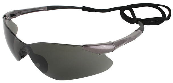 KleenGuard Nemesis VL Safety Glasses with Smoke Lens