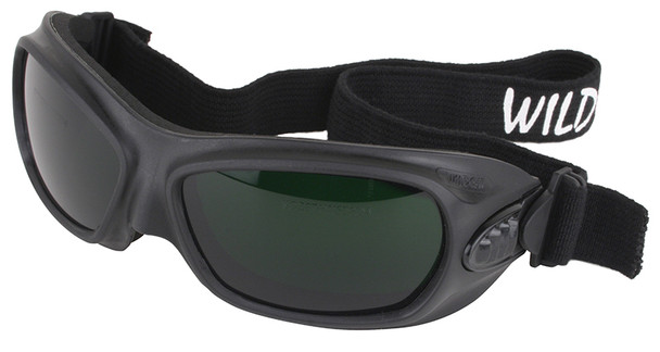KleenGuard Wildcat Cutting Goggles with Shade 5 Anti-Fog Lens 20529