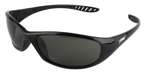KleenGuard Hellraiser Safety Glasses with Smoke Lens