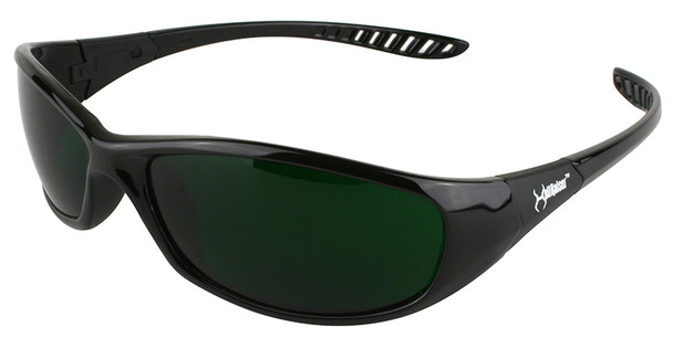 KleenGuard Hellraiser Safety Glasses with Shade 5 Lens 20545