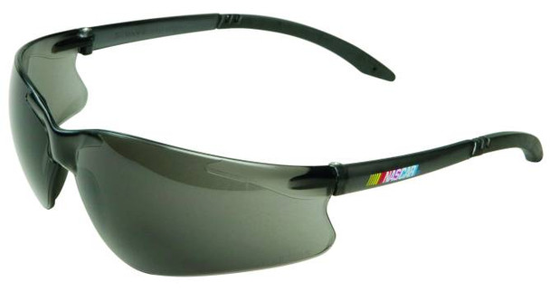 NASCAR GT Safety Glasses with Gray Anti-Fog Lens