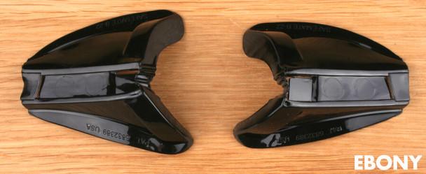 Safety Optical B22 MHS Slip-On Sideshields - Ebony