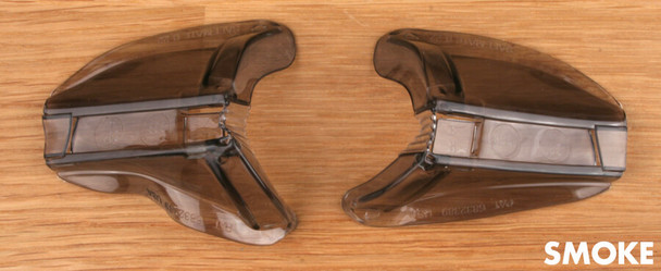 Safety Optical B22 MHS Slip-On Sideshields - Smoke