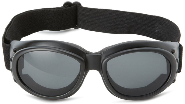Bobster Cruiser 2 Motorcycle Goggles Front View
