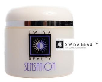 Swisa Beauty Face Lift Powder.