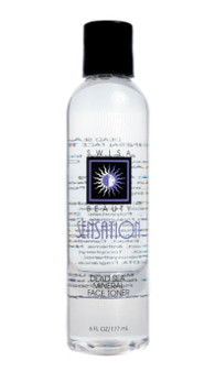 Swisa Beauty Dead Sea Mineral Face Toner - Delicate and Refreshing Toner - Removes Any Traces Of Makeup.