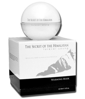 The Secret Of The Himalayan Warming Mask.