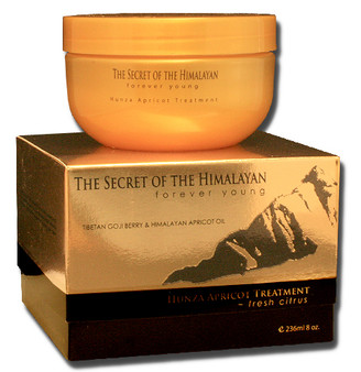 The Secret Of The Himalayan Hunza Apricot Treatmen.