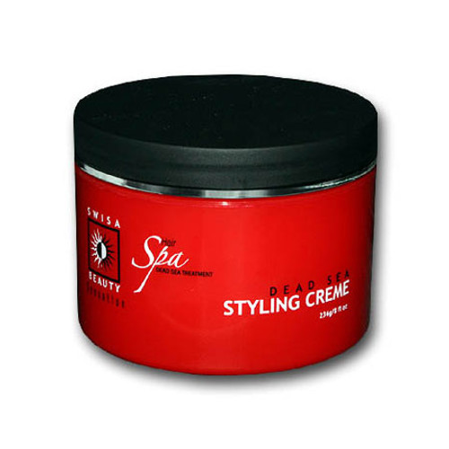 Swisa Beauty Dead Sea Styling Creme.