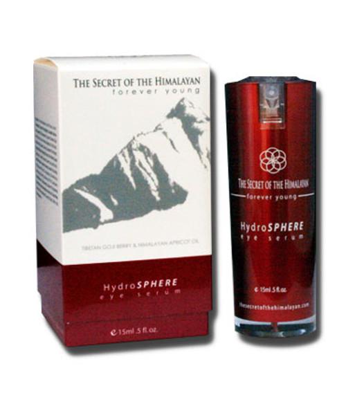 The Secret Of The Himalayan Eye Serum.