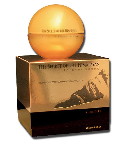 The Secret Of The Himalayan Goji Peel.