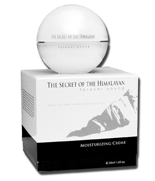 The Secret Of The Himalayan Moisturizer Creme.