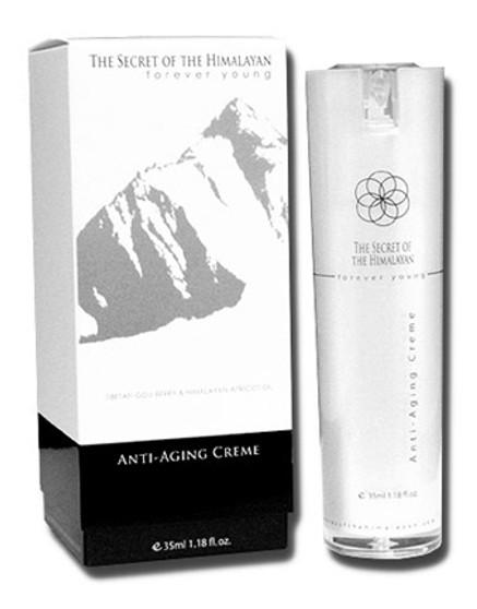 The Secret Of The Himalayan Anti Aging Creme.
