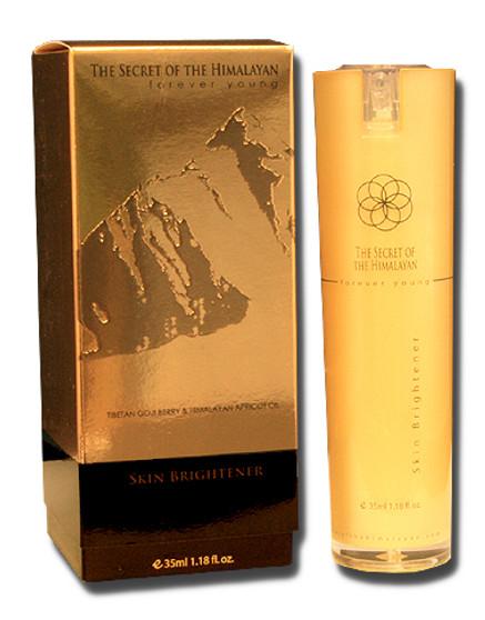 The Secret Of The Himalayan Skin Brightener.