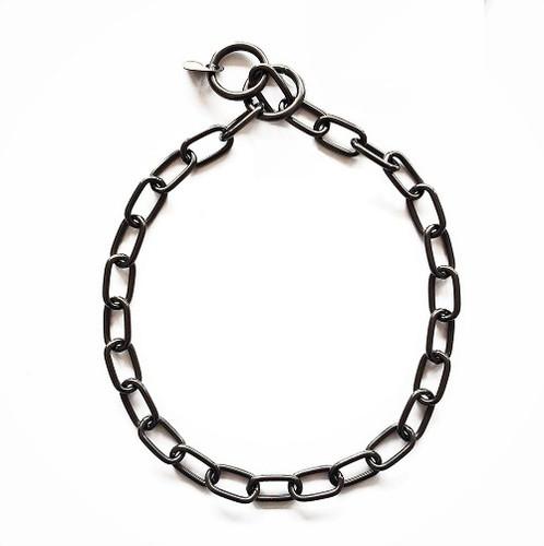 Small Link Black Stainless Fur Saver - 3MM - Herm. Sprenger