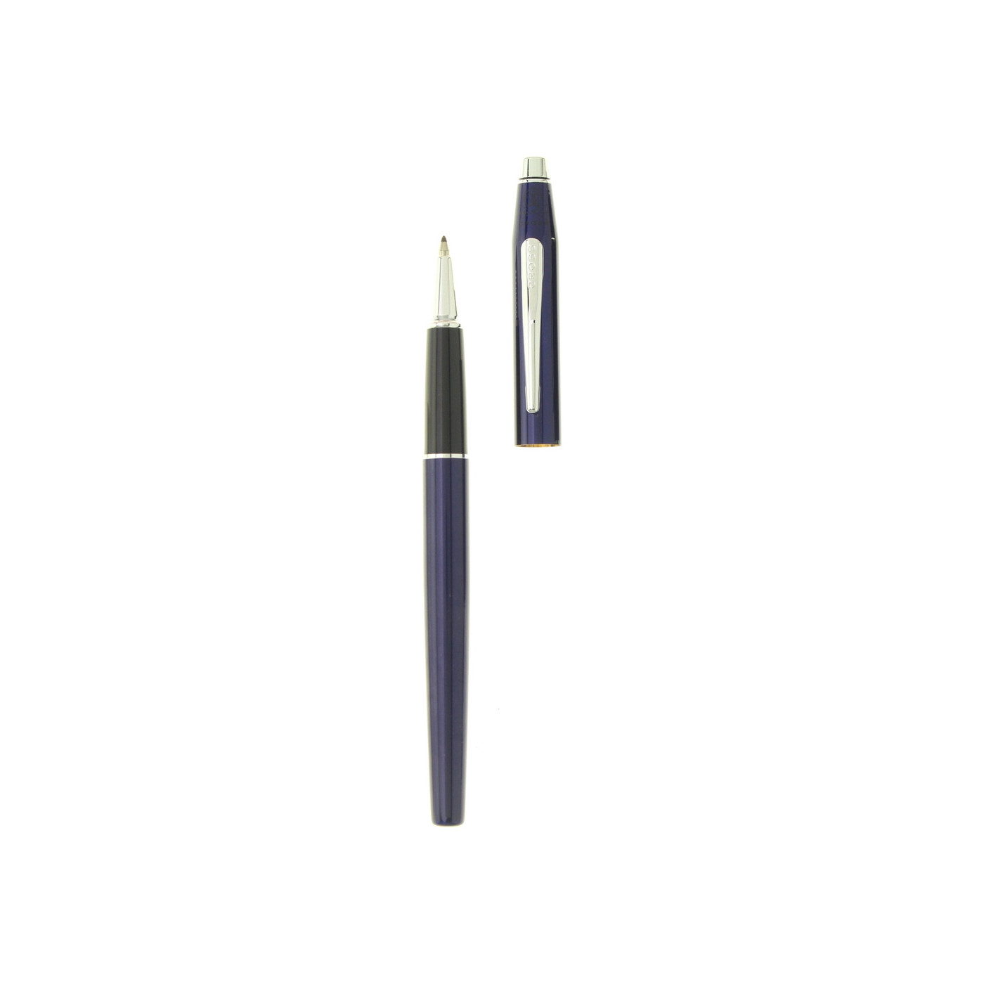 Cross Classic Century rollerball - blue lacquer