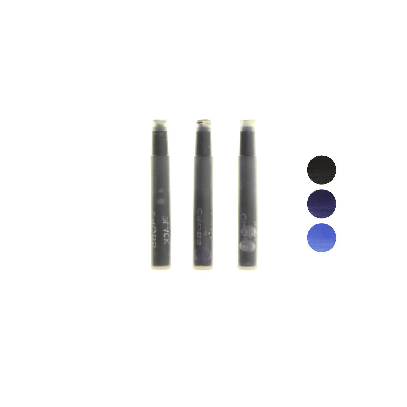 Cross fountain pen ink cartridges - SLIM