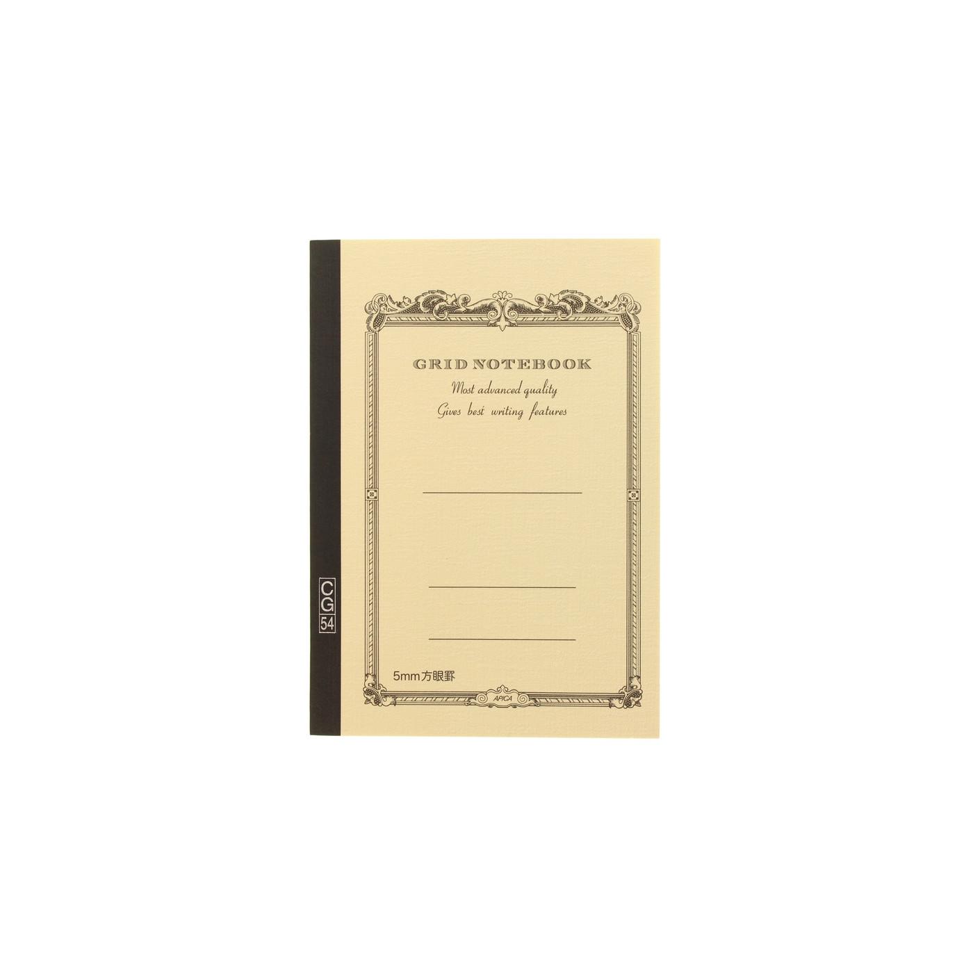 Apica CG54 notebook - B6 SQUARED