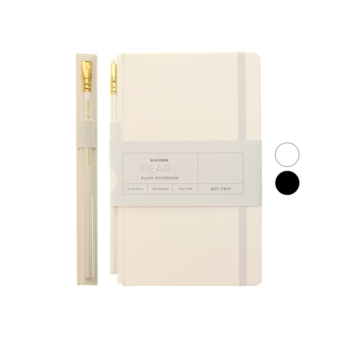 Blackwing Slate notebook - A5 DOTTED