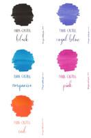 Faber-Castell ink cartridges