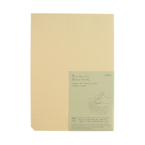 MD Paper pad - A4 - SQUARED