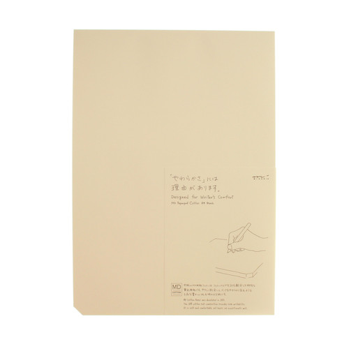 MD Paper cotton pad - A4 - BLANK