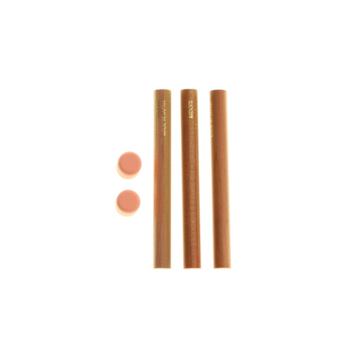 TRAVELER'S COMPANY Brass pencil and eraser