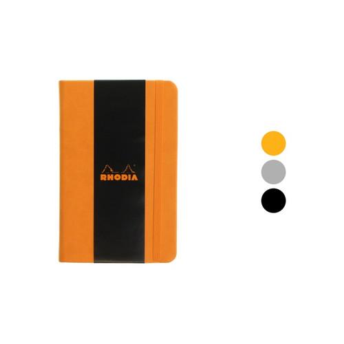 Rhodia Webnotebook - A6 LINED