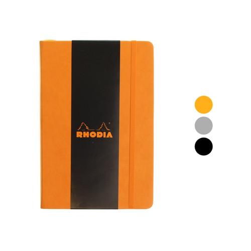 Rhodia Webnotebook - A5 DOTTED
