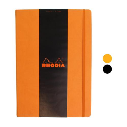 Rhodia Webnotebook - A4 LINED