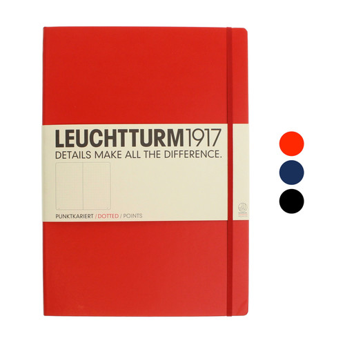 Leuchtturm1917 notebook - A4+ Master DOTTED