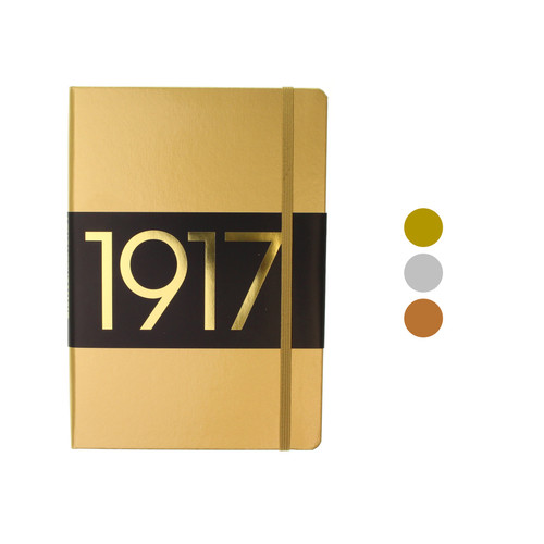 Leuchtturm1917 100th anniversary notebook - A5 DOTTED