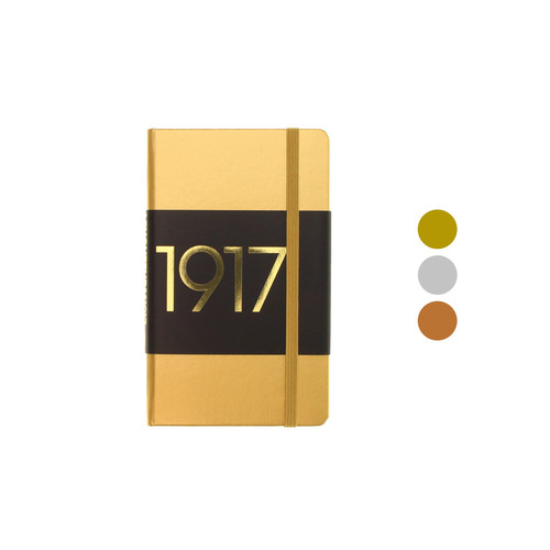 Leuchtturm1917 100th anniversary notebook - A6 BLANK