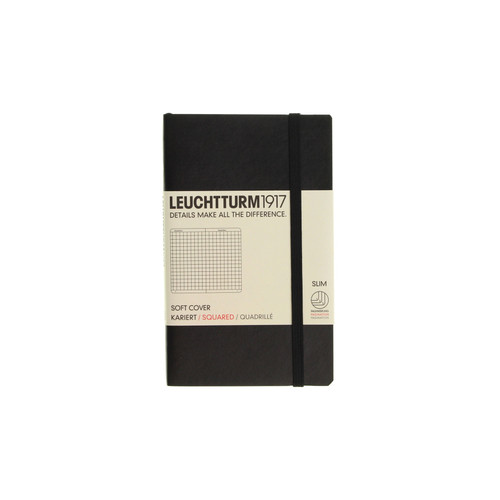 Leuchtturm1917 notebook - A6 soft cover SQUARED