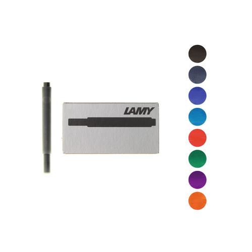 Lamy fountain pen ink cartridges (T10)