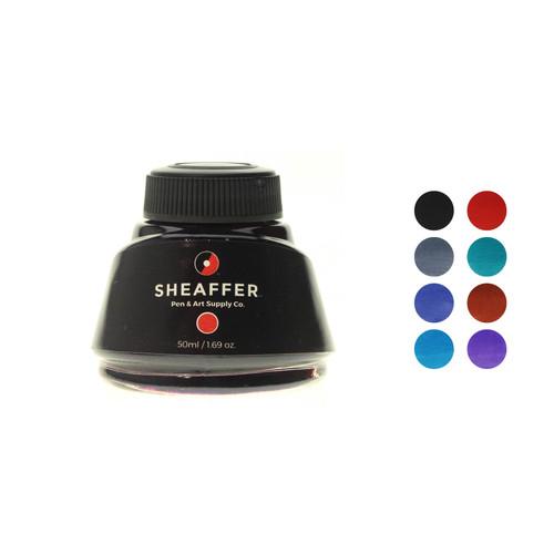 Sheaffer fountain pen ink
