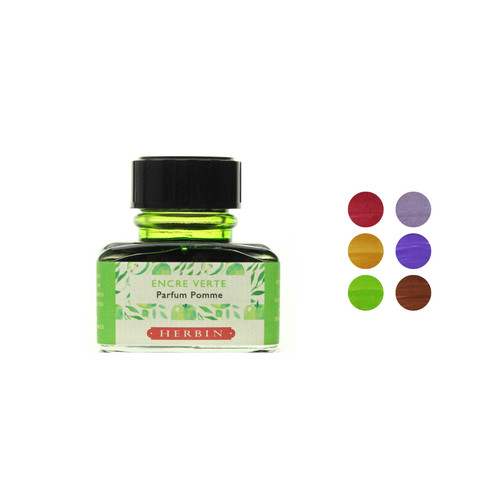 Herbin Scented fountain pen ink