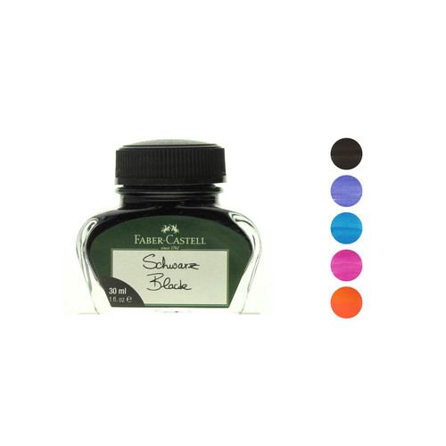Faber-Castell bottled ink